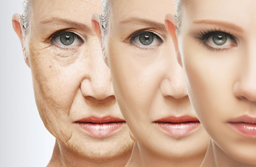 pharma industry anti aging three women from the oldest to the youngest